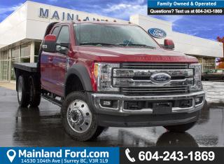 New 2017 Ford F-550 Chassis Lariat for sale in Surrey, BC