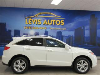 Used 2014 Acura RDX Tech for sale in Levis, QC