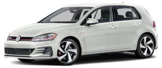 New 2018 Volkswagen Golf GTI 5-Door Autobahn for sale in Surrey, BC