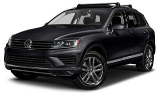 New 2015 Volkswagen Touareg for sale in Surrey, BC