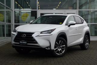 Used 2016 Lexus NX 200t 6A for sale in Vancouver, BC