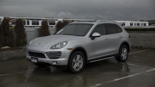 Used 2014 Porsche Cayenne DIESEL for sale in Vancouver, BC