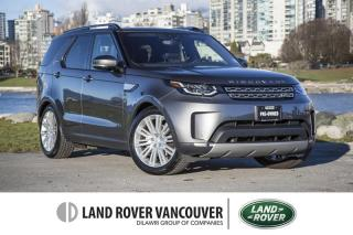 Used 2018 Land Rover Discovery Diesel Td6 HSE *7 Passenger for sale in Vancouver, BC