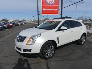Used 2011 Cadillac SRX Performance 2,8t for sale in Pintendre, QC