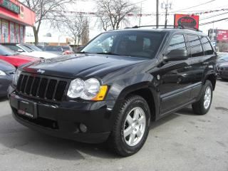 Used 2008 Jeep Grand Cherokee Diesel 4X4 Laredo for sale in London, ON