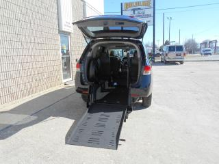 Used 2014 Honda Odyssey EX-L w/Navi- Wheelchair Accessible Rear Entry for sale in London, ON