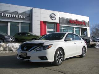 Used 2017 Nissan Altima 2.5 SL for sale in Timmins, ON