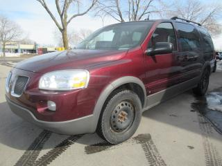 Used 2007 Pontiac Montana Fwd 1sb Dvd for sale in Dollard-des-ormeaux, QC