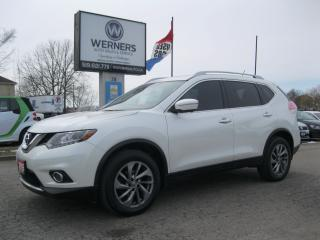 Used 2015 Nissan Rogue SL | TECH for sale in Cambridge, ON
