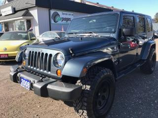 Used 2008 Jeep Wrangler Sahara for sale in Bloomingdale, ON