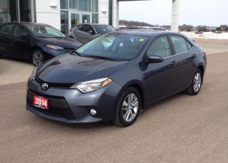 Used 2014 Toyota Corolla LE ECO for sale in Renfrew, ON