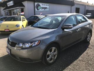 Used 2010 Kia Forte EX w/Sunroof for sale in Bloomingdale, ON