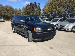 Used 2012 Chevrolet Suburban 9Passenger Plus $200 for sale in Waterloo, ON