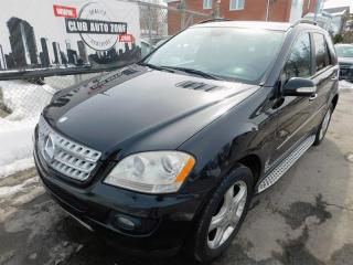 Used 2008 Mercedes-Benz ML-Class for sale in Lemoyne, QC