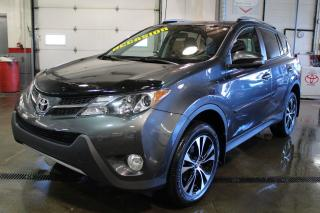 Used 2015 Toyota RAV4 XLE AWD for sale in Saint-basile-le-grand, QC