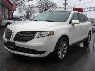 Used 2013 Lincoln MKT Luxury for sale in London, ON