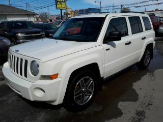 Used 2008 Jeep Patriot NORTH EDITION for sale in Laval, QC