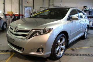 Used 2016 Toyota Venza Ltd V6 Awd Cuir-Toit for sale in Saint-basile-le-grand, QC