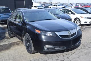 Used 2014 Acura TL TECH for sale in Saint-hubert, QC