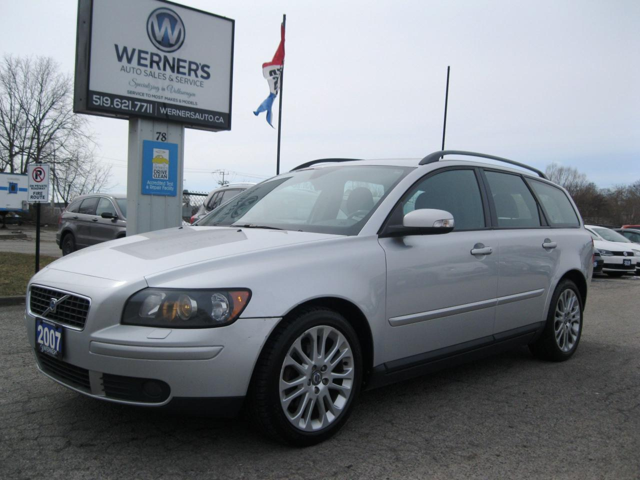 Used 2007 Volvo V50 2 4i For Sale In Cambridge Ontario