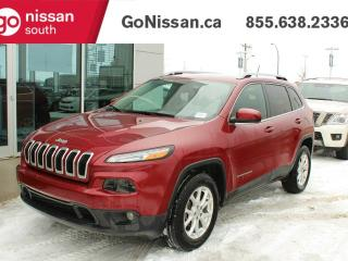 Used 2015 Jeep Cherokee 4X4, BLUETOOTH, AIR! for sale in Edmonton, AB