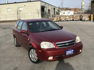 Used 2007 Chevrolet Optra 4 door, Automatic, 3/Y warranty available for sale in North York, ON