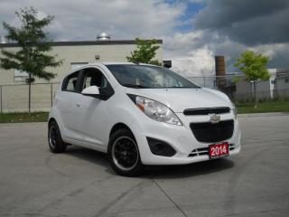 Used 2014 Chevrolet Spark 4 door, Auto, 91000 km, warranty availab. for sale in Toronto, ON