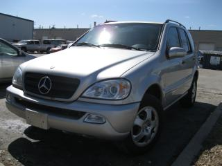 Used 2003 Mercedes-Benz ML 350 for sale in Newmarket, ON
