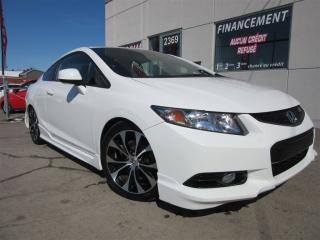 Used 2013 Honda Civic Si Hfp Toit Navy for sale in Saint-jerome, QC