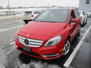 Used 2014 Mercedes-Benz B-Class B250 for sale in Saint-eustache, QC