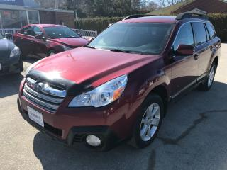 Used 2014 Subaru Outback 2.5I Premium for sale in Flesherton, ON