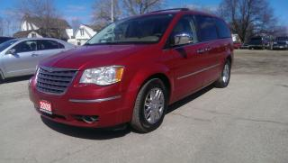 Used 2008 Chrysler Town & Country Limited for sale in Cambridge, ON