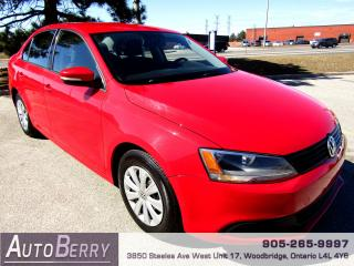 Used 2014 Volkswagen Jetta Trendline+ 2.0L for sale in Woodbridge, ON