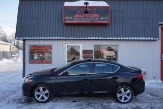 Used 2015 Acura ILX Tech. Package for sale in Saint-romuald, QC
