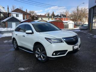 Used 2016 Acura MDX Elite Pkg for sale in York, ON