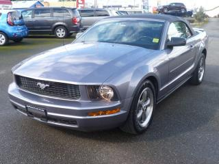 Used 2007 Ford Mustang Premium for sale in Parksville, BC