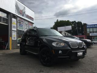 Used 2008 BMW X5 4.8i for sale in York, ON