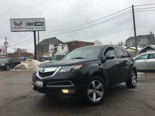 Used 2012 Acura MDX for sale in York, ON