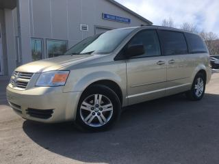 Used 2010 Dodge Grand Caravan SXT Local DVD System Back Up Camera for sale in Selkirk, MB