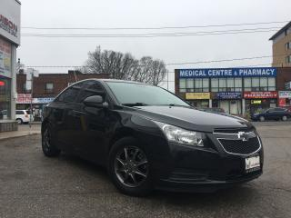 Used 2014 Chevrolet Cruze 2LS for sale in York, ON