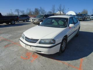 Used 2004 Chevrolet Impala for sale in Innisfil, ON