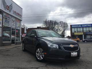 Used 2013 Chevrolet Cruze LS for sale in York, ON
