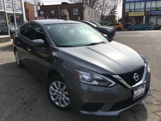 Used 2016 Nissan Sentra S for sale in York, ON