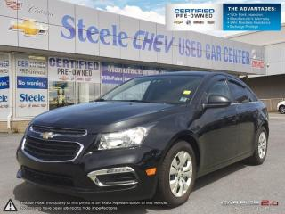 Used 2016 Chevrolet Cruze LT - One  Owner Vehicle!  Fresh Trade In! for sale in Dartmouth, NS