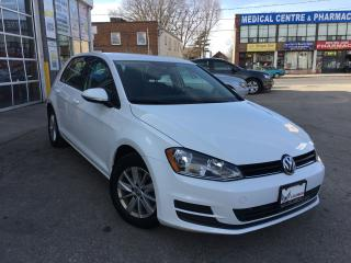 Used 2016 Volkswagen Golf TRENDLINE for sale in York, ON