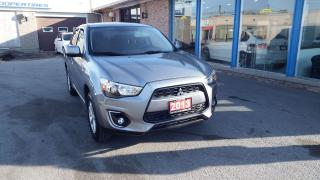 Used 2013 Mitsubishi RVR SE/BLUETOOTH/AWD/IMMACULATE$10900 for sale in Brampton, ON