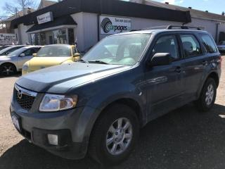 Used 2010 Mazda Tribute GX for sale in Bloomingdale, ON