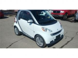Used 2013 Smart fortwo Pure for sale in Saint-jerome, QC