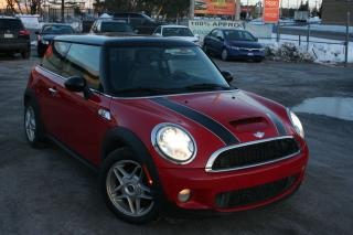 Used 2008 MINI Cooper S S for sale in Nepean, ON