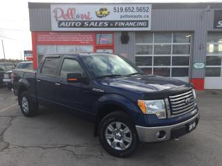 Used 2010 Ford F-150 XLT XTR 4X4 SUPERCREW 5.4L TRITON V8 for sale in London, ON